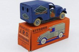 """JRD Citroën 2cv camionnette """"Comap"""""""