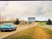 """Frank Vallelonga """"Tony"""" le chauffeur du virtuose Dr Shirley arrive dans le Kentucky ! pays du célébre Kentucly fried chicken !"""