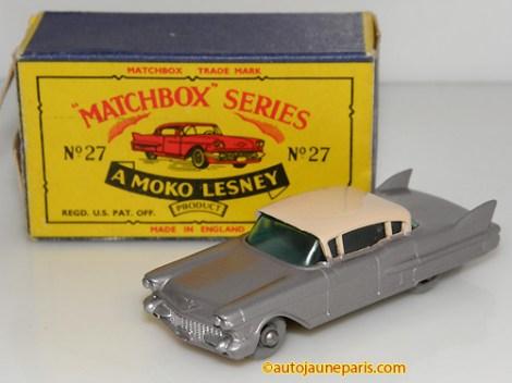 Matcbox Cadillac Special