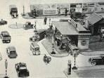 catalogue Dinky Toys d'avant guerre avec les véhicules de la série 30, 25 et 29