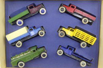 Dinky Toys coffret camion 25 d'avant guerre