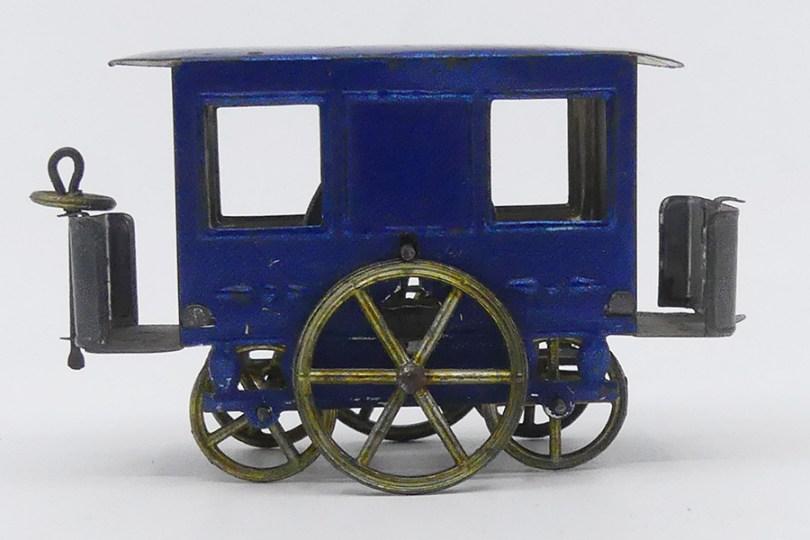 CR (Charles Rossignol) jouet de quat'sous Tramway