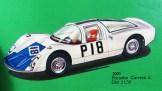Gama catalogue avec les Porsche Carrera 6
