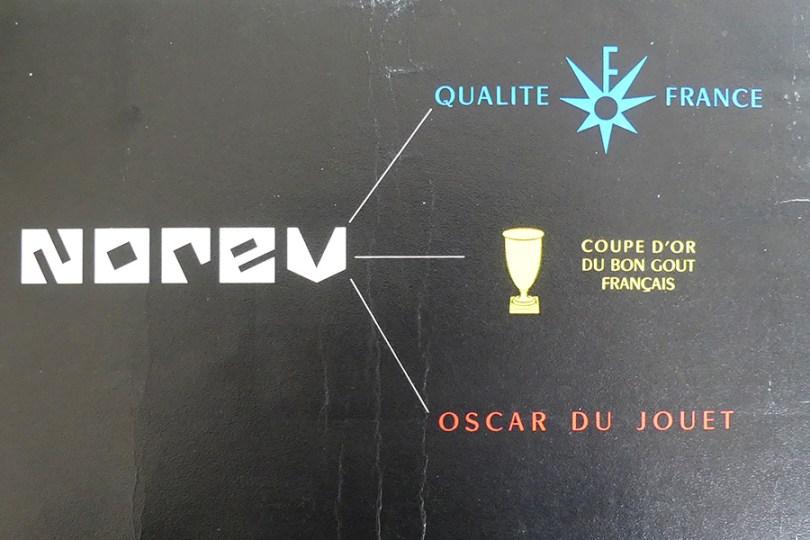Norev : Oscar et qualité !