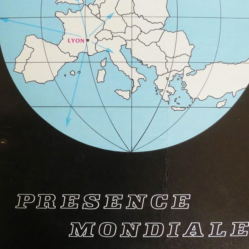 Norev : une présence mondiale !