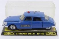 Norev Citroën DS21 gendarmerie
