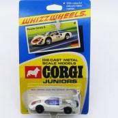 Corgi Toys Junior (Grande Bretagne) 1/60 Porsche Carrera 6