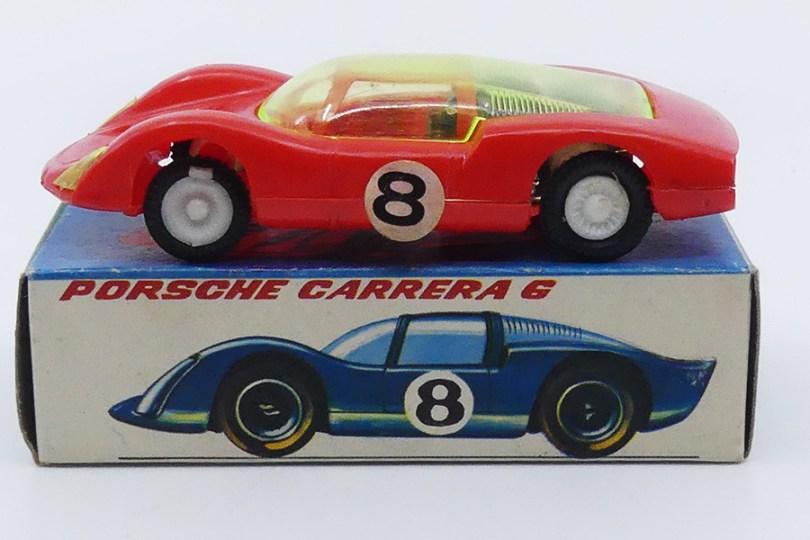 T (Hong Kong) 1/42 Porsche Carrera 6