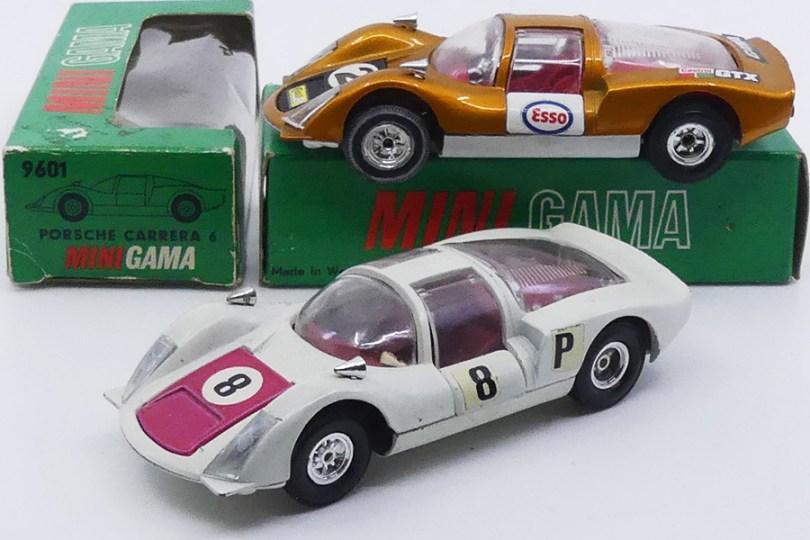 Gama 1/43 (Allemagne) Porsche Carrera 6