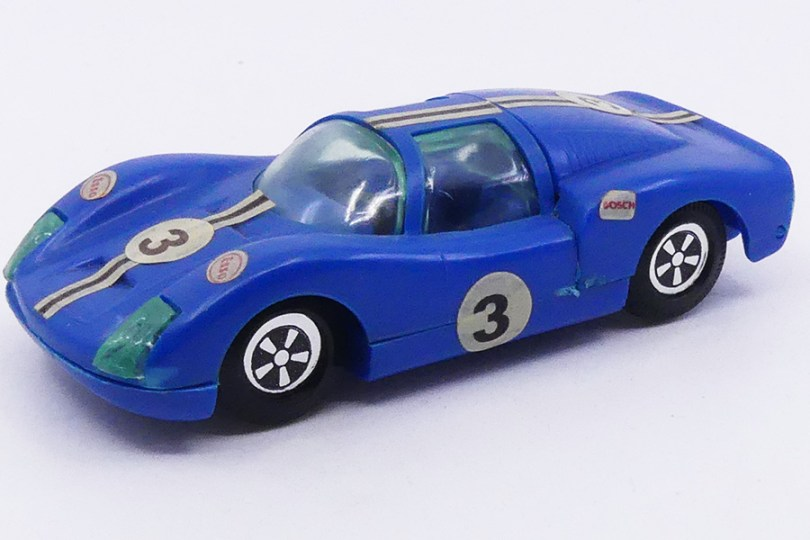 France Porsche Carrera 6 (inspiré du modèle allemand Jean)