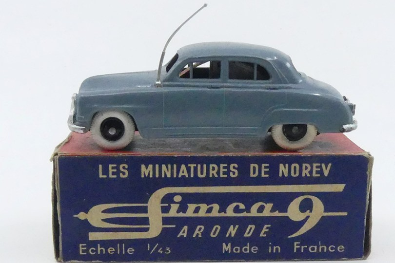 Norev Simca Aronde Mécanique
