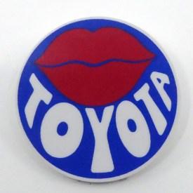 Badge Toyota