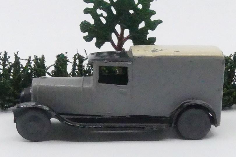 CD Delahaye camionnette