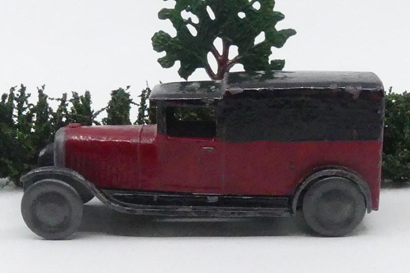 CD Delahaye camionnette pompier