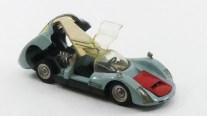 Dinky Toys Porsche Carrera 6 prototype (essai de couleur)