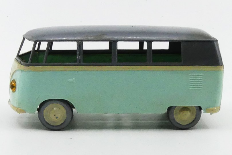 Belgique VW minibus