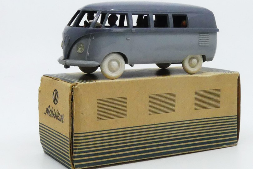 Wiking (Allemagne) VW Kombi type 1 1950