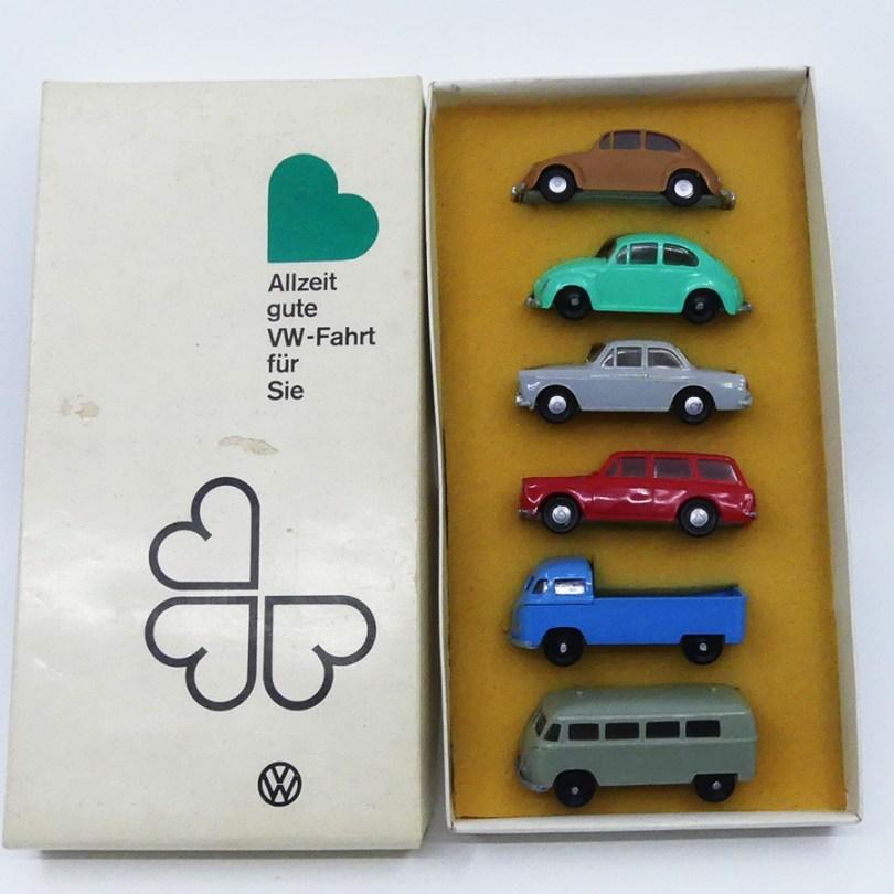 Siku (Allemagne) coffret Volkswagen