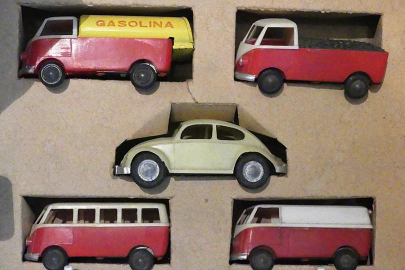 Paya (Espagne) coffret Volkswagen