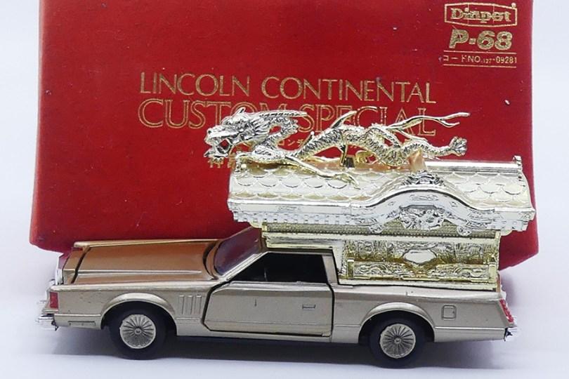 Diapet Lincoln corbillard