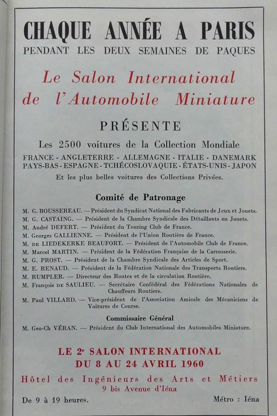 extrait du répertoire du CIAM signé Géo-Ch.Véran