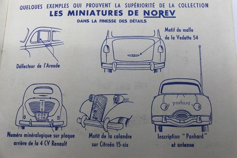 """Norev quelques éléments de la """"supériorité"""" des modèles"""