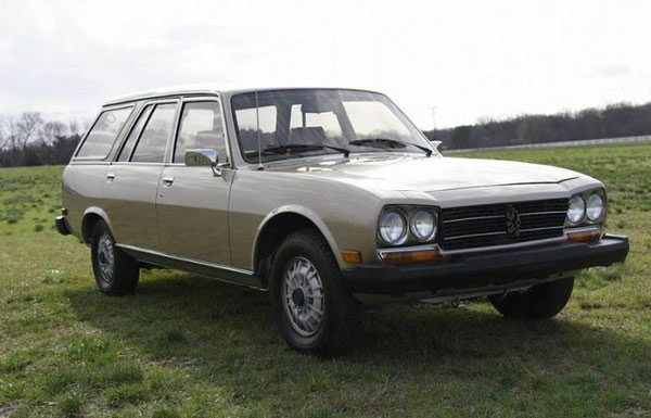 Would You Buy This 1982 Peugeot 504 Station Wagon For 6million