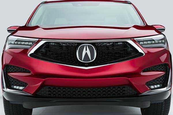 2019 Acura Rdx Prototype Debuts With Evocative Styling Photos
