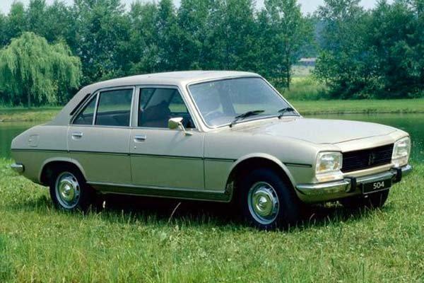 Peugeot 504 Is 50 Years Old Autojosh