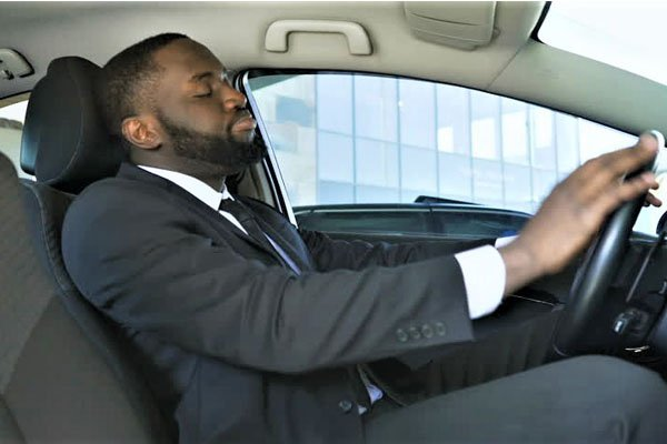 How To Stay Awake When Driving – Car