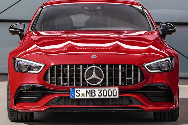 2019 Mercedes-Benz AMG GT43 4MATIC+ 4-Door Gets The 9G transmission