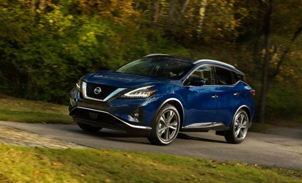 The 2019 Nissan Murano Makes Its World Debut