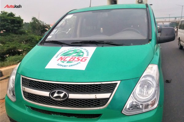 Buhari-Campaign-Cars-6 About 100 Buhari Campaign Buses Spotted In Lagos (Photos)
