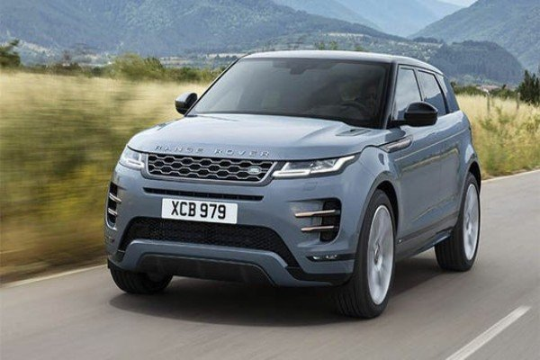 ll-new 2019 Land Rover Range Rover Evoque SUV