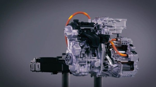 nissan e-power technology