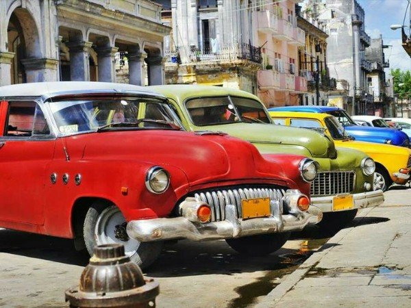 Cuba Has The Largest Number Of Classic Cars In The World