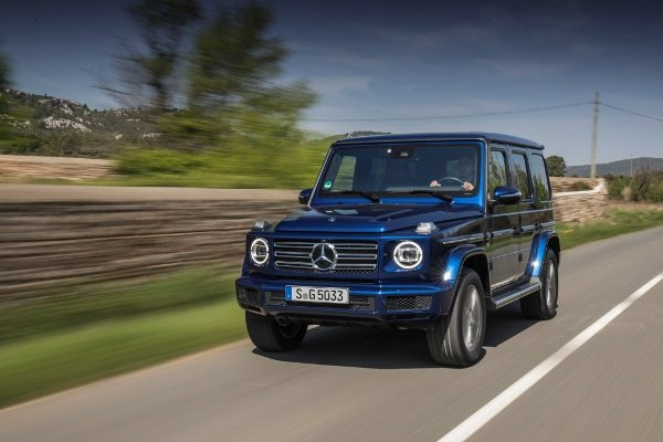 new mercedes gclass