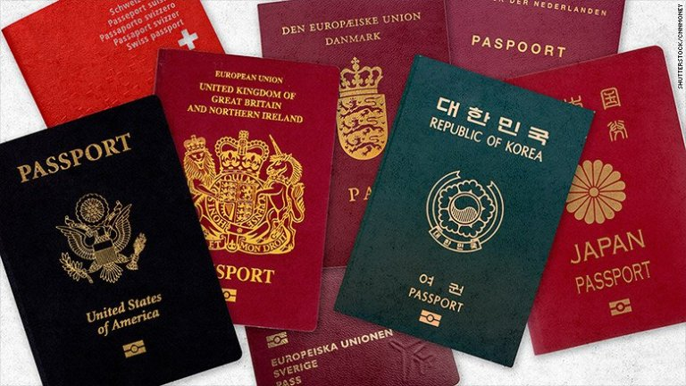 The 10 Least Most Powerful Passports In Africa