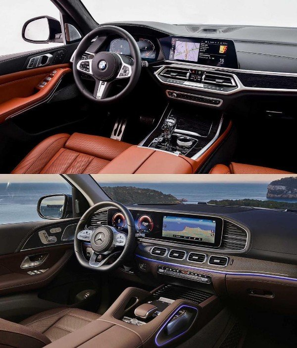 Bmw X7 Interior: 2020 Mercedes GLS Vs. 2019 BMW X7, Which Side Are You On