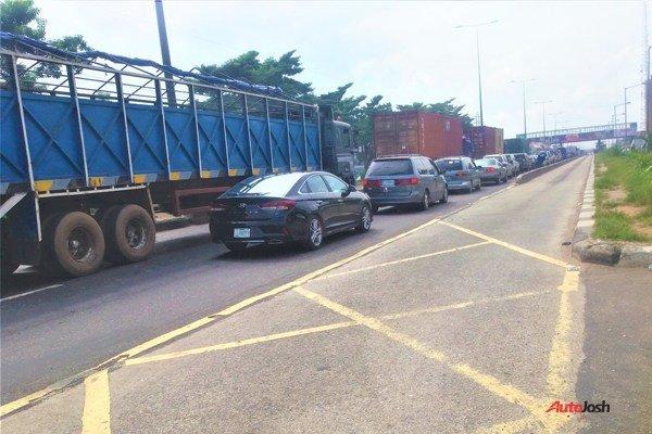 Is The Lagos BRT Lane Underutilized? (See Photos) 11