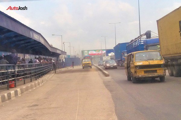 Is The Lagos BRT Lane Underutilized? (See Photos) 9