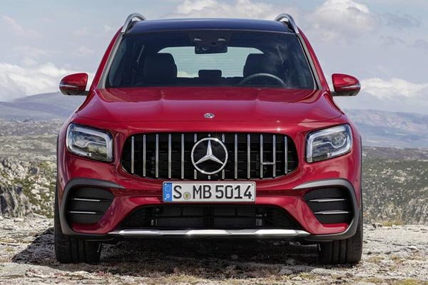 2020 Mercedes-Benz GLB Officially Unveiled (Photos And Details) 2