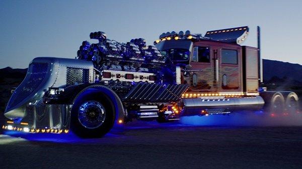 Thor24 Semi Truck Just Sold For $12 Million In Saudi Arabia, The Price Of 4 Bugatti Chirons