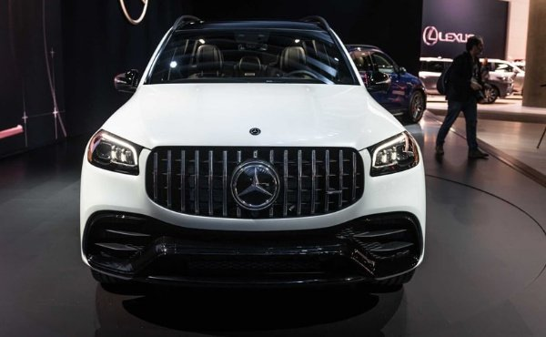 The All-new 2021 Mercedes-AMG GLS 63 4Matic SUV (Photos ...
