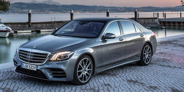 Mercedes Benz S-Class Wins Luxury Car Of The Year Award