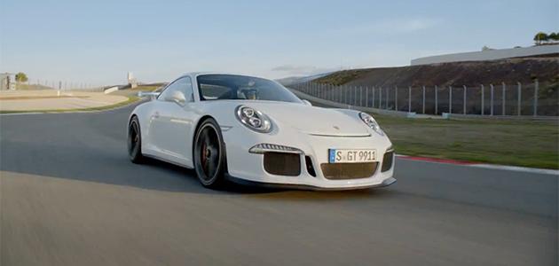 Porsche 911 991 GT3 2013