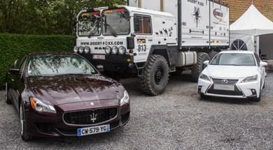 Automotive luxury event 2014