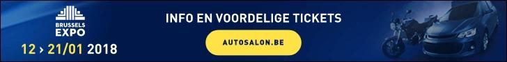 Autosalon Brussel