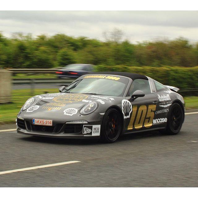 Porsche  991 Targa GTS