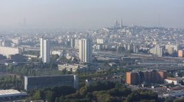 Gevaarlijk: Naar Parijs via Porte de la Chapelle